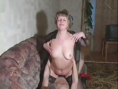 Russian Mom - Valentina 2