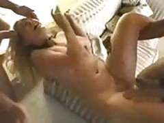 Blondie girl beaten forced and humiliated as a dog by two gu - XVIDEOS.COM