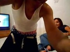 Arab Sibling Together with Wet-nurse Young Tyro Teen Clamp