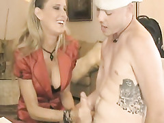 Milf Bridgett Lee Milks Mikey