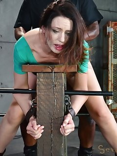 Bent Over Bondage Pics