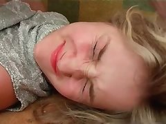 Good blonde raped hard